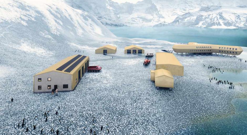Powstaje nowa polska stacja na Antarktydzie. To efekt współpracy Kuryłowicz & Associates, Demiurg Project i home OF houses