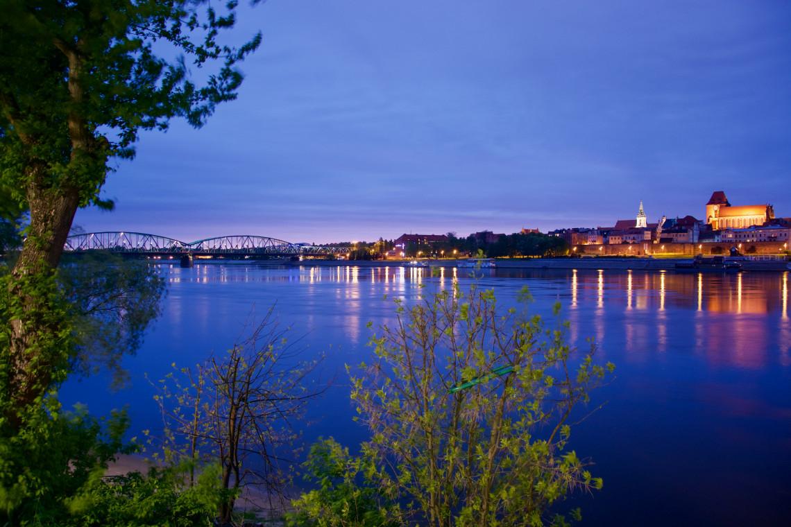 W Krakowie rusza rozbudowa wałów przeciwpowodziowych Wisły