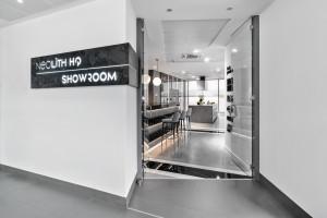 Nowy showroom projektu Giuliany Barandiarán
