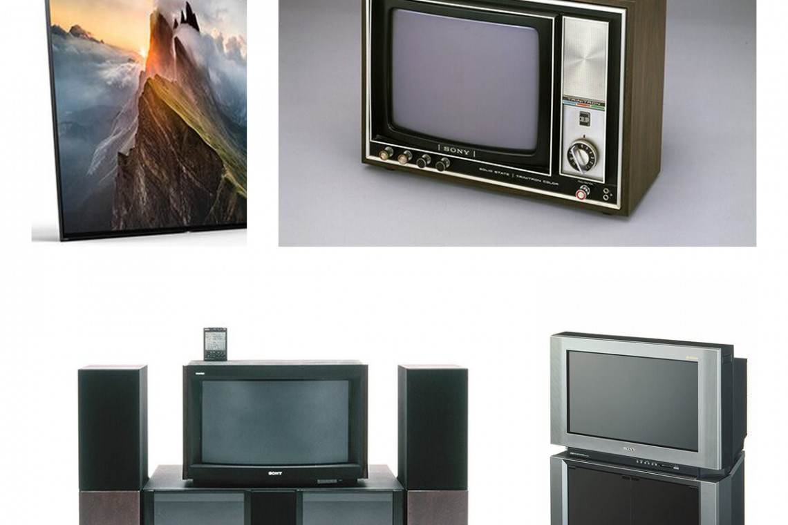 Krótka historia odbiorników telewizyjnych. 60 lat nieustannych zmian