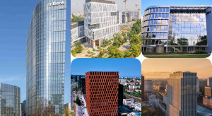 TOP 15: Bryły biurowe, które odmieniły krajobraz polskich miast w 2020 roku