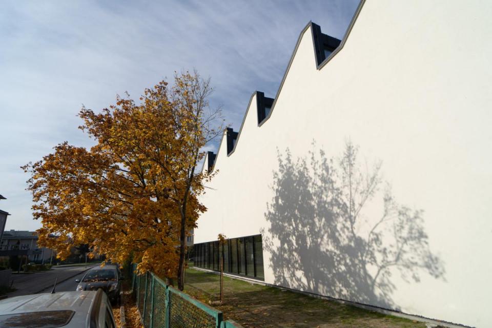 Stalowa Wola ma nową halę sportową o wyjątkowych walorach architektonicznych