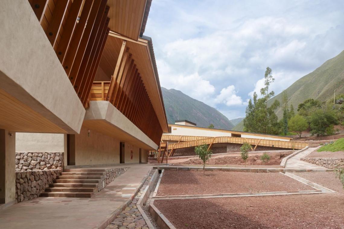Hotel z widokiem na Andy. Zajrzyjcie do Explora Valle Sagrado w Peru!