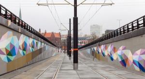 Najdłuższy mural w Bydgoszczy już skończony!