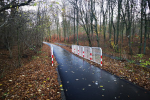 Duża inwestycja rowerowa w Szczecinie zakończona