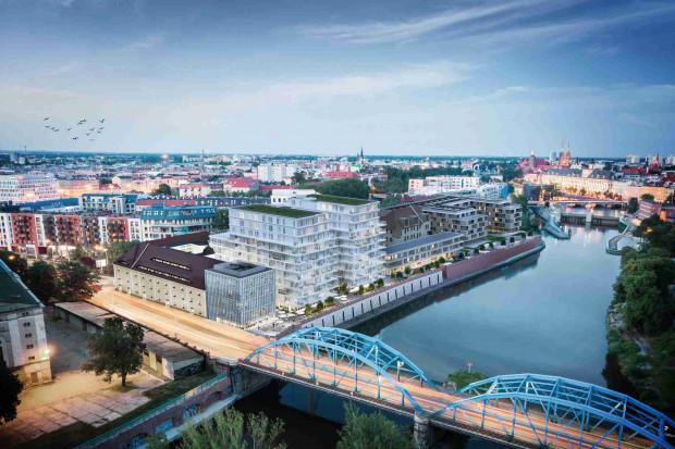 Ten projekt odmieni nabrzeże Odry we Wrocławiu. To miks nowoczesnej architektury i zabytkowej zabudowy