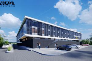 Wiemy, kto zaprojektował nowy hotel Golden Tulip przy lotnisku w Balicach