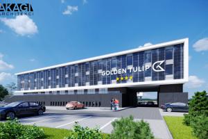 Przy lotnisk w Balicach powstanie hotel Golden Tulip