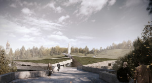 Kolejny etap budowy Narodowego Muzeum Hołodomoru-Ludobójstwa w Kijowie