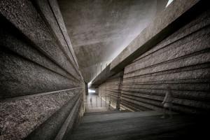 Kolejny etap budowy Narodowego Muzeum Hołodomoru-Ludobójstwa w Kijowie spod kreski Nizio Design International