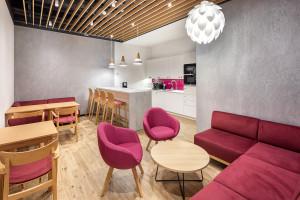 Massive Design zaprojektowali nowe biuro Siemens. W duchu eko i architektury dostępnej
