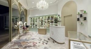 Klasyka i elegancja we wnętrzach Perfumerii Quality Missala