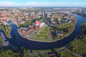 Turystyczne centrum Gdańska powiększa się o kolejne tereny