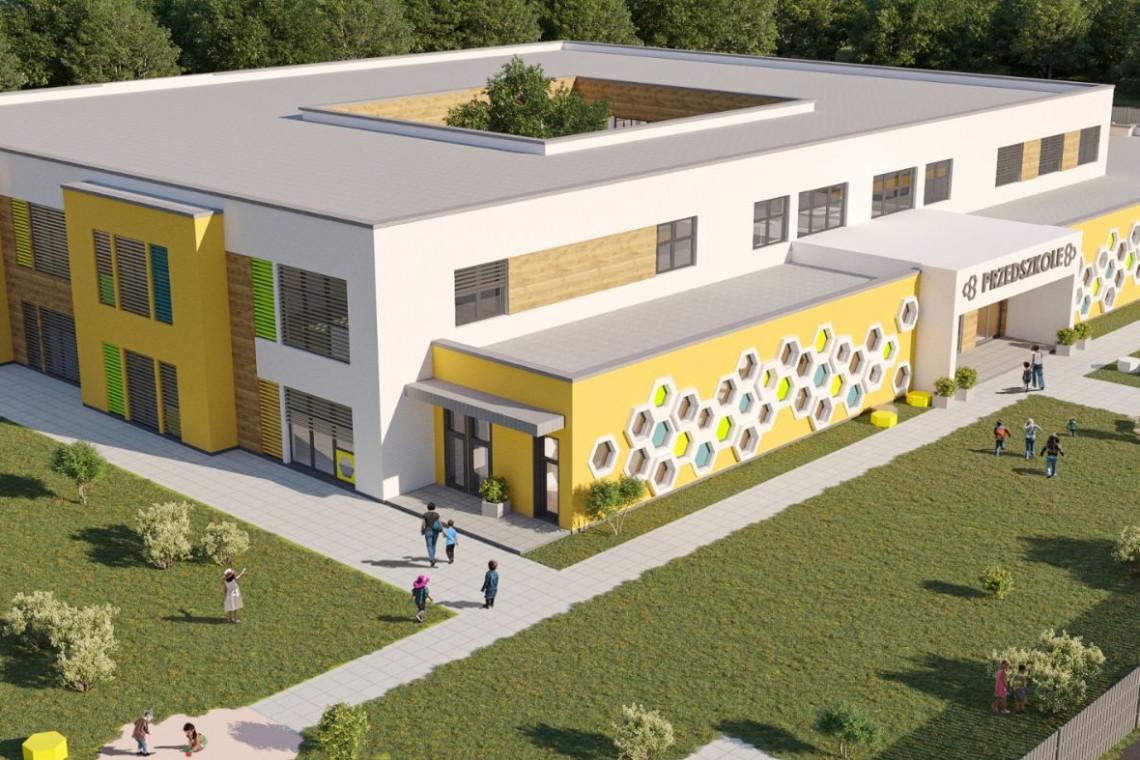 Przetarg na budowę nowego przedszkola w Szczecinie przedłużony