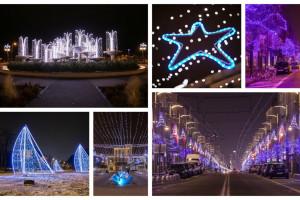 Świąteczne iluminacje w Gdyni: trwa montaż