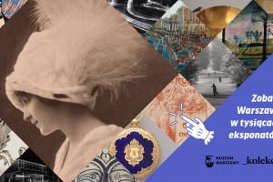 Muzeum Warszawy udostępnia wirtualne zbiory i fotografie Edwarda Hartwiga
