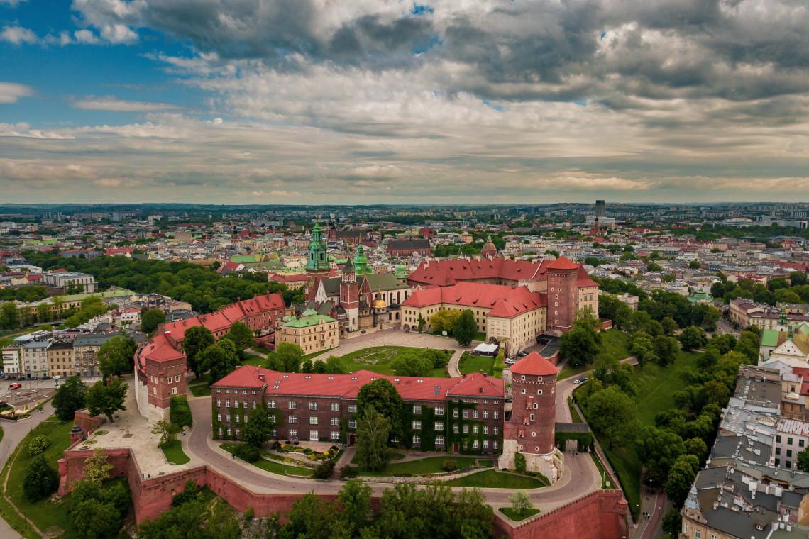Krakowskie  Aleje Trzech Wieszczów zostały wpisane do rejestru zabytków
