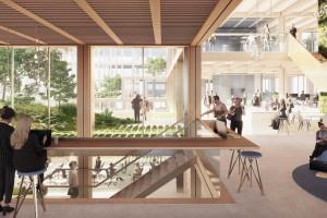 Henning Larsen Architects stworzyli prototyp zrównoważonej urbanistyki przyszłości