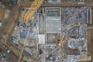 Co słychać na budowie Fabryki Wody?