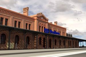 Zabytkowy dworzec w Węglińcu zostanie przebudowany
