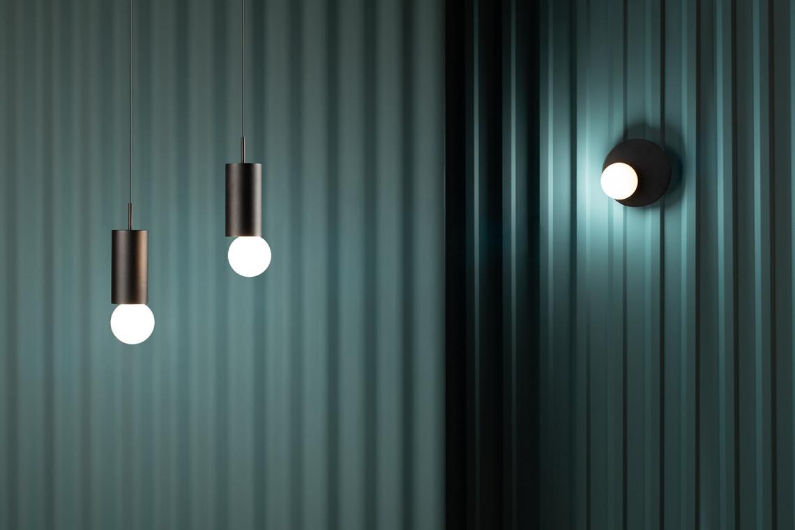 Lampy jak świetliki: świetny projekt oświetlenia spod kreski MIXD