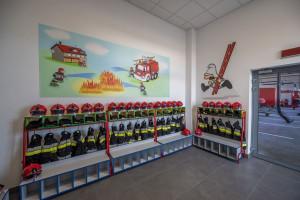 Komenda Miejska Straży Pożarnej w Rzeszowie ma już nowoczesną siedzibę
