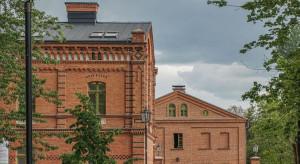 Kolejny etap odnowy zabytkowego Księżego Młyna w Łodzi