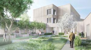 Budują dom seniora, który będzie miał dodatni bilans energetyczny