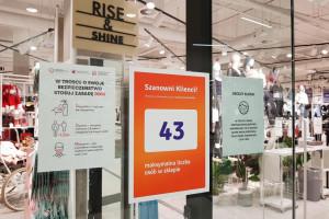 Centrum handlowe w czasach pandemii