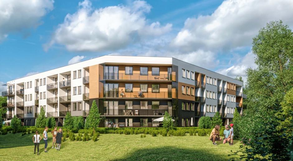 Kolejne zielone osiedle powstaje we Wrocławiu