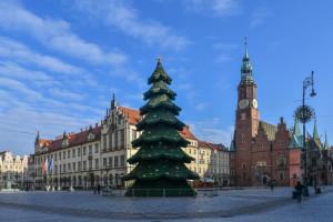 We Wrocławiu ponownie rozbłysną świąteczne światełka