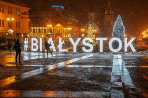 Białystok ponownie rozbłyśnie świątecznymi światełkami