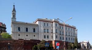 Ruszył remont otoczenia Zamku Sułkowskich w Bielsku-Białej