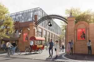 Rewitalizacja 140-letniej historycznej zabudowy w Łodzi