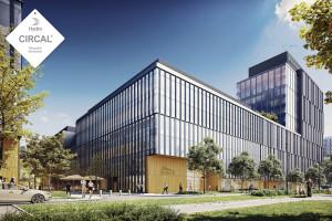 Ponad 100 dużych projektów budowlanych na całym świecie z niskoemisyjnych produktów aluminiowych