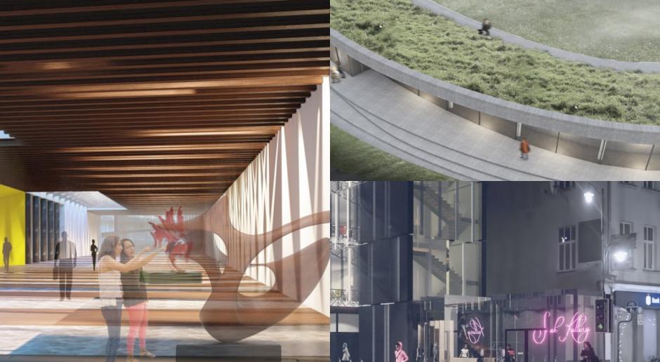 Młodzi architekci mają pomysł na poprawę przestrzeni miejskiej Białegostoku