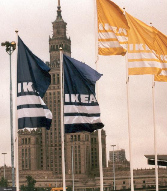 Wystawa z okazji 30-lecia IKEA w Warszawie