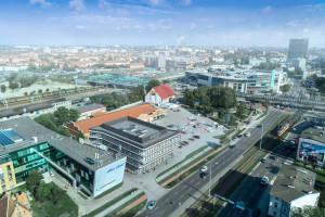 Nowy biurowiec spod kreski Grupy 5 wzbogaci krajobraz Gdańska