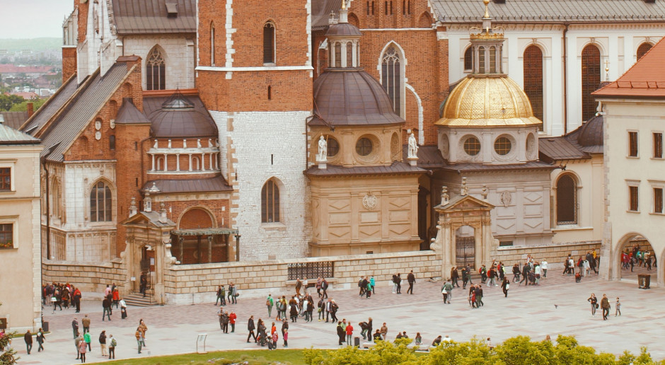 Zegar słoneczny stanie pod Wawelem. Ogłoszono konkurs na projekt instalacji