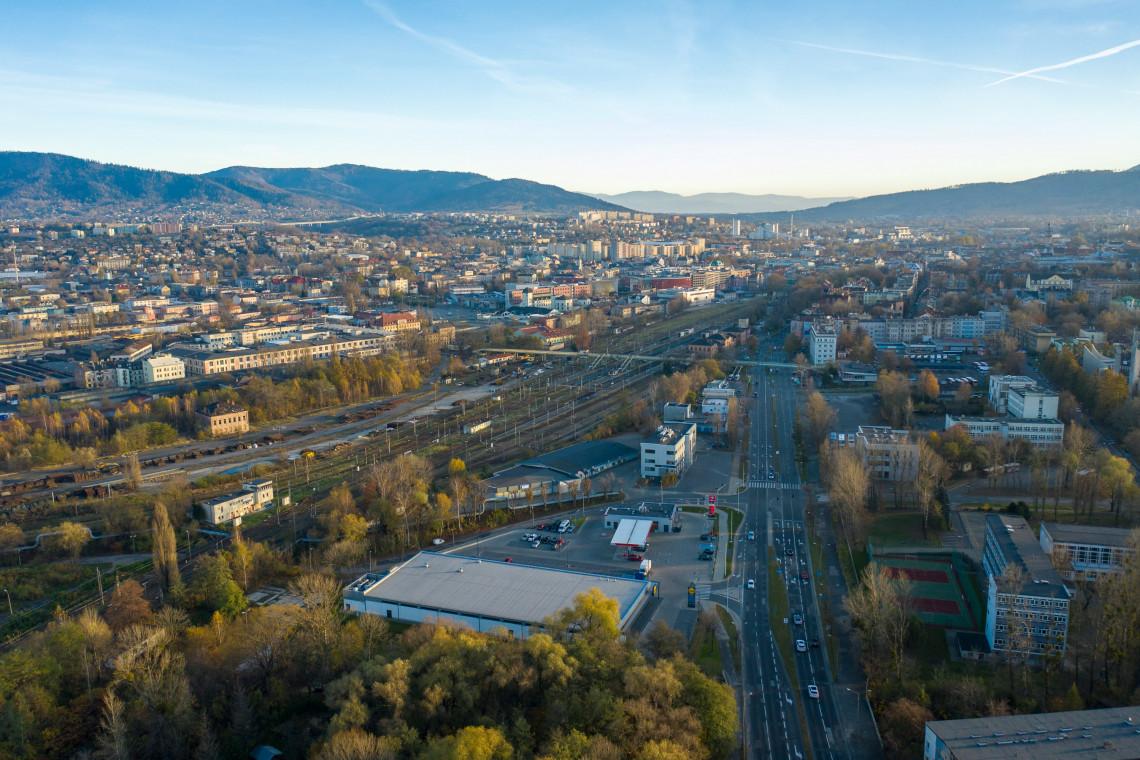 Nowoczesne centrum komunikacyjne w Bielsku - SARP ogłasza konkurs