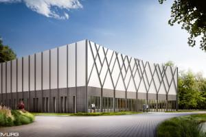 Biblioteka Uniwersytecka w Białymstoku już prawie gotowa
