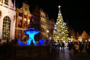Tak wyglądają tegoroczne świąteczne iluminacje w Gdańsku