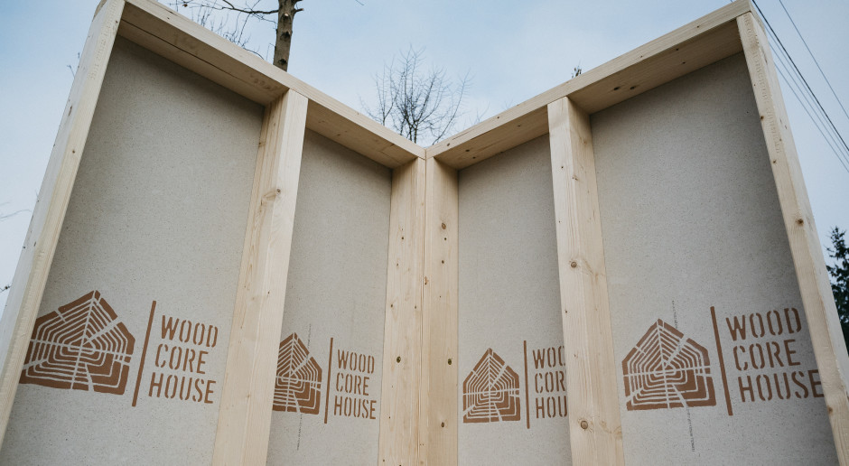 W Łodzi powstaje drewniane osiedle modułowe