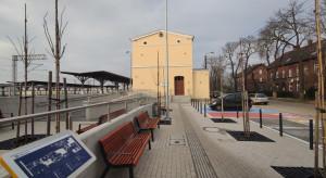 Otwarto zmodernizowany dworzec w Malczycach