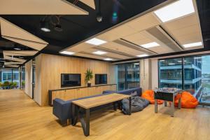 Naszpikowane innowacyjnymi technologiami nowe biuro Diverse CG