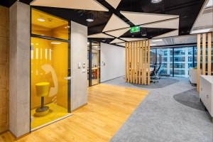 TOP 10: Najciekawsze wnętrza biurowe ostatnich miesięcy