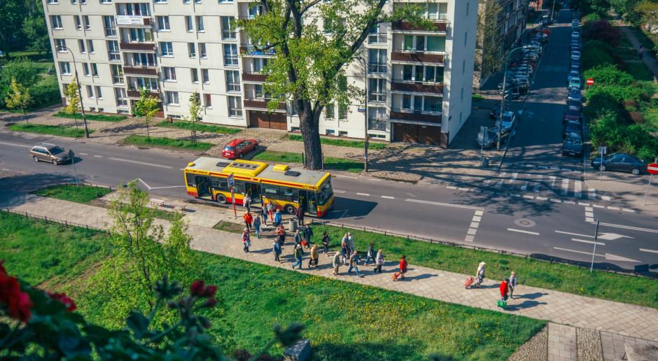 Covid i inne wyzwania dla mobilności w miastach