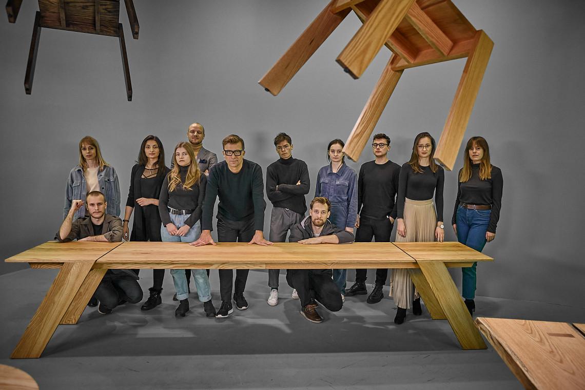 Upcyklingowa inicjatywa z udziałem młodych projektantów