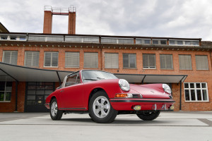 Pierwsze Porsche 911 S Targa wraca na drogi. Zakończyła się trwająca trzy lata renowacja auta