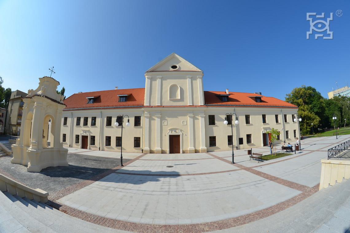 Piwnice klasztoru powizytkowskiego w Lublinie z unijnym dofinansowaniem